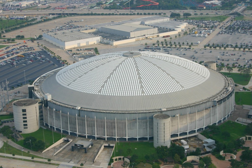 Houston, TX : Houston Astrodome