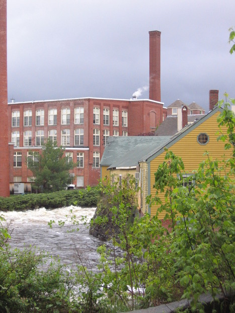Exeter, NH : Exeter Mill