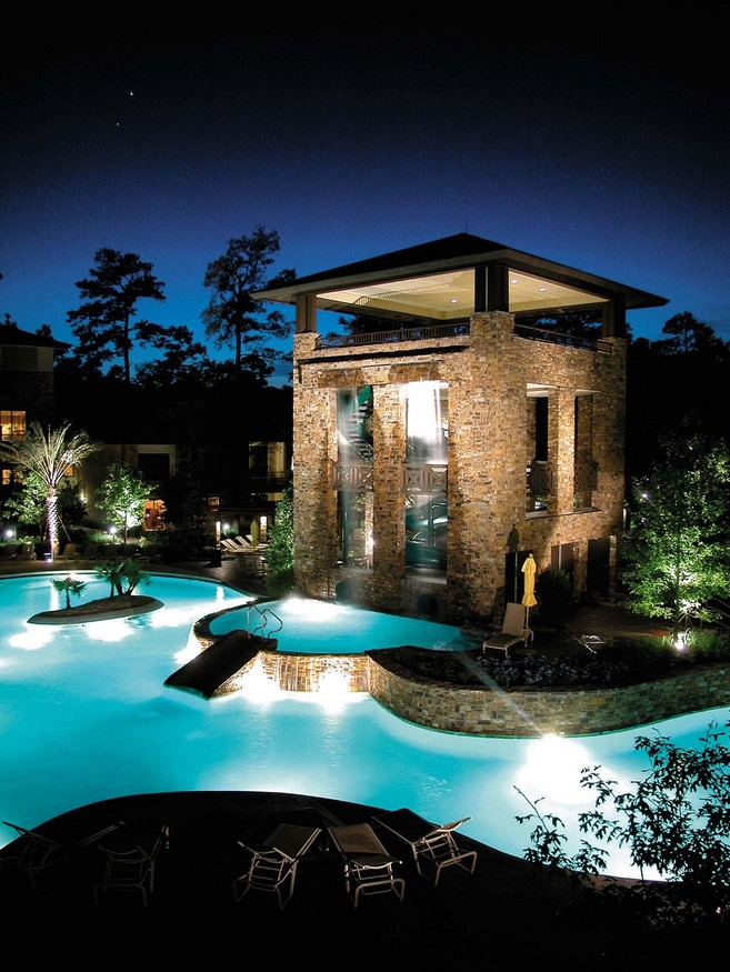 The Woodlands, TX : The Woodlands Resort