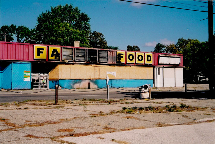 Flint, MI : Farah's Market 3rd ave.