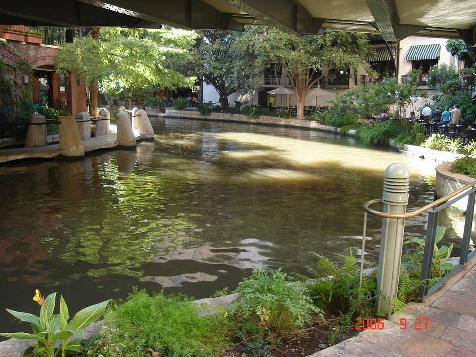 San Antonio Tx Riverwalk Photo Picture Image Texas