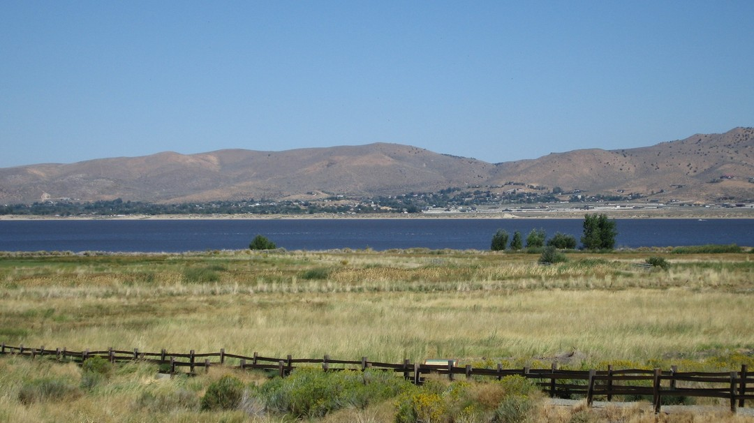 Carson City, NV : Washoe Lake St Park....