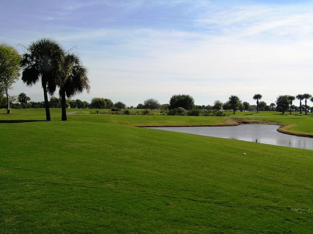 Mount Pleasant, SC : Patriot's Point Public Golf Course