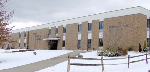 Madison, WV : Madison Middle School