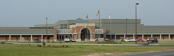 Jesup, GA : Wayne County High School