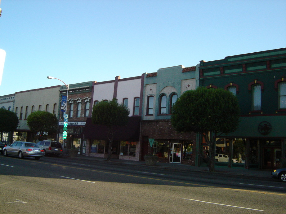 Red Bluff, CA: Main Street