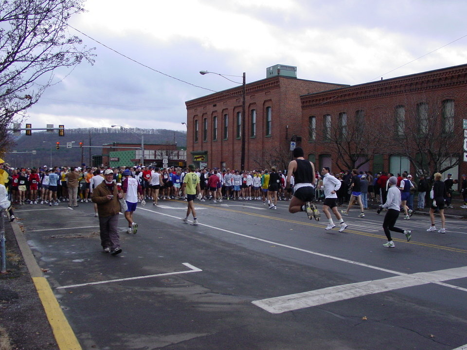Berwick, PA : Run for the Diamonds