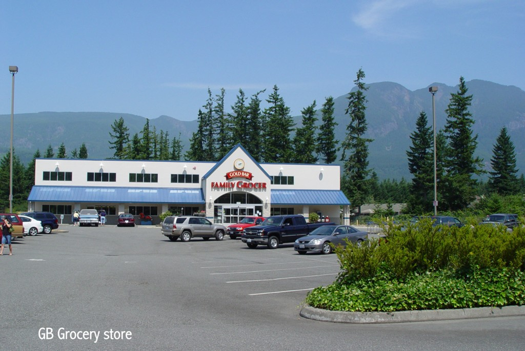 Gold Bar, WA: GB Grocery store