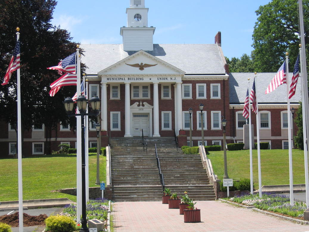 Union, NJ : Union Township Municipal Building photo, pictureunion township