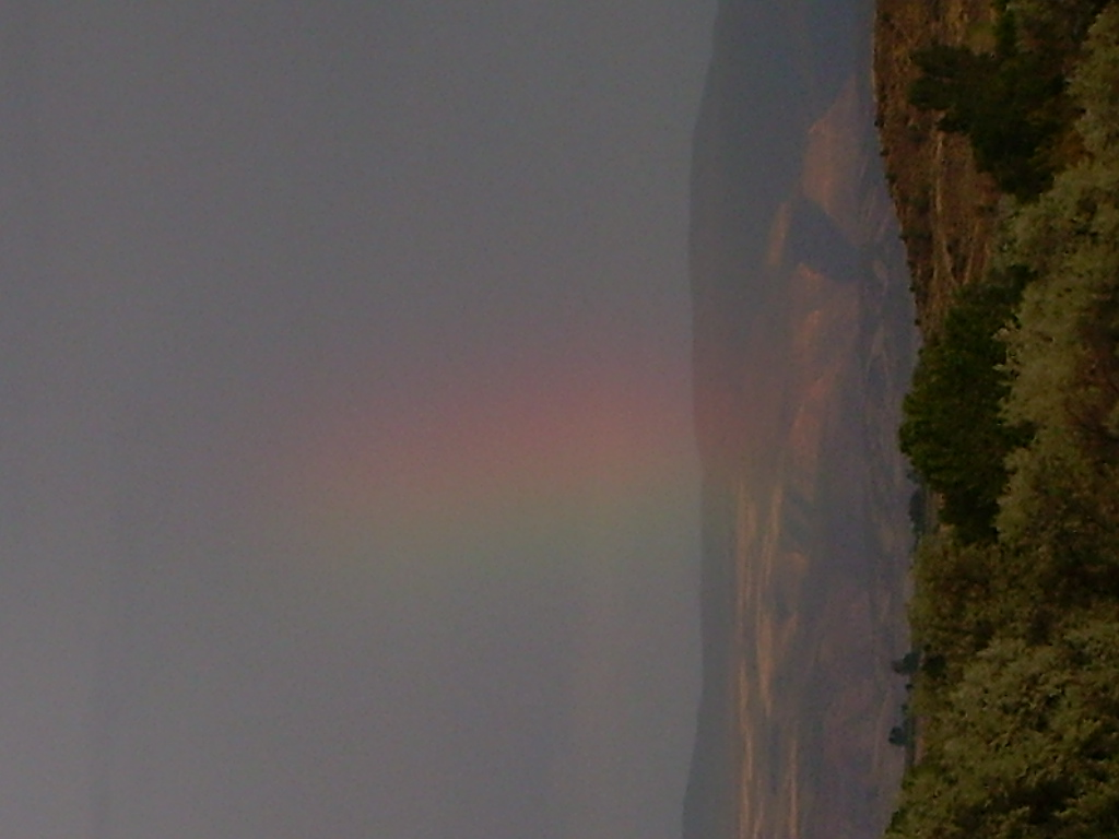 Cedaredge, CO : Rainbow