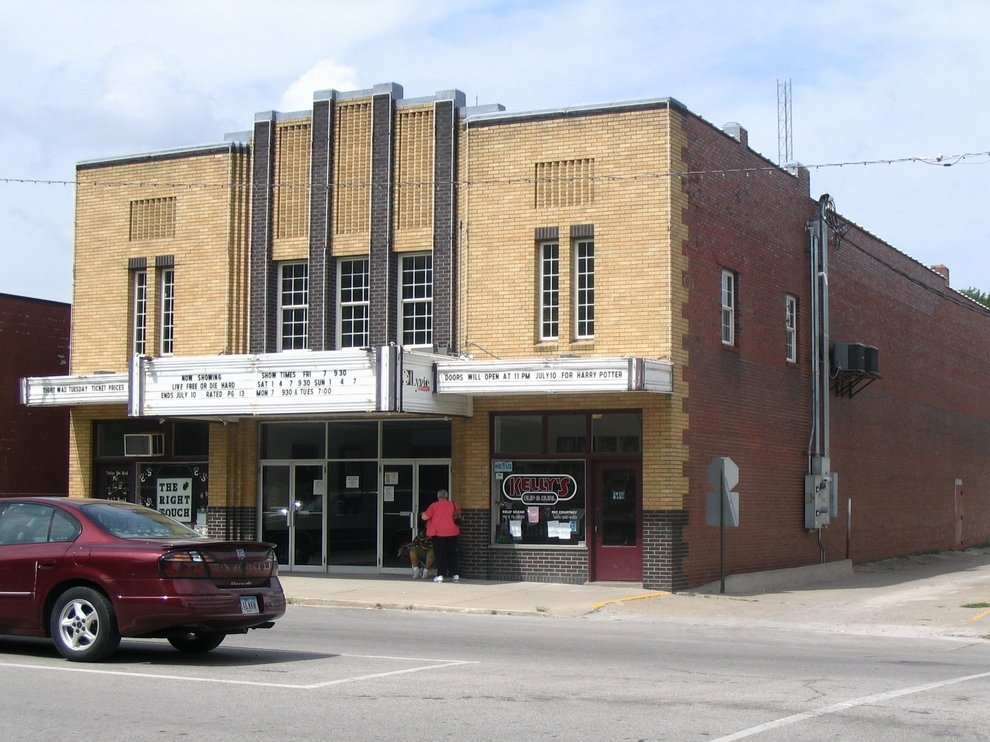 Osceola, IA : Lyric Theatre