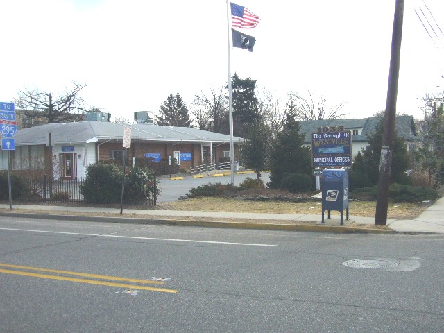 Westville, NJ : Westville Municipal Offices