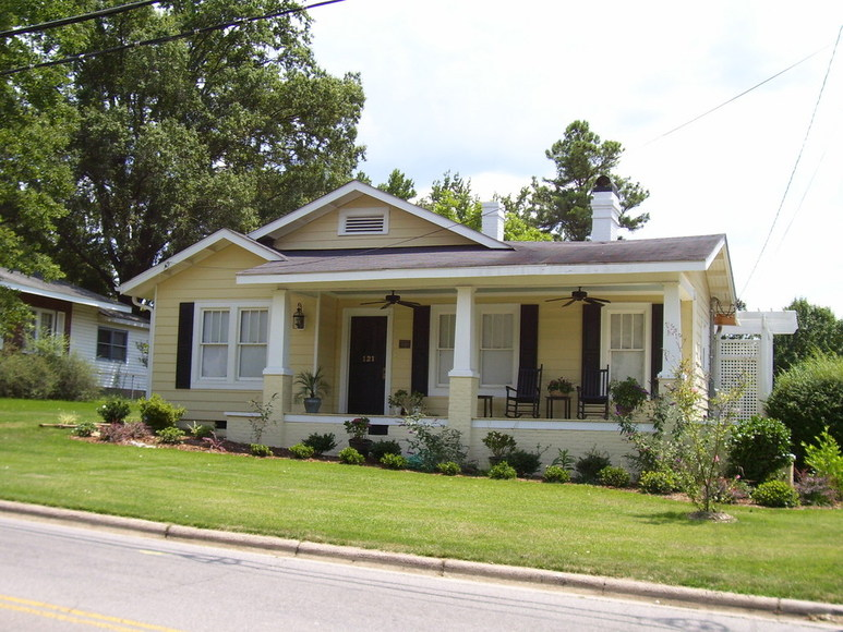 Cary, NC : Downtown Cary - Dry Ave House