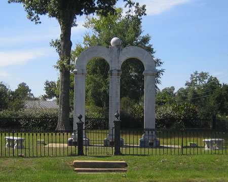 Millbrook, AL : Confederate War Memorial (Courtesy http://TheRiverRegionOnline.com)