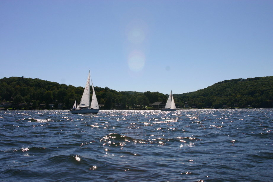 New Fairfield, CT : Candlewood Lake Regatta 2007