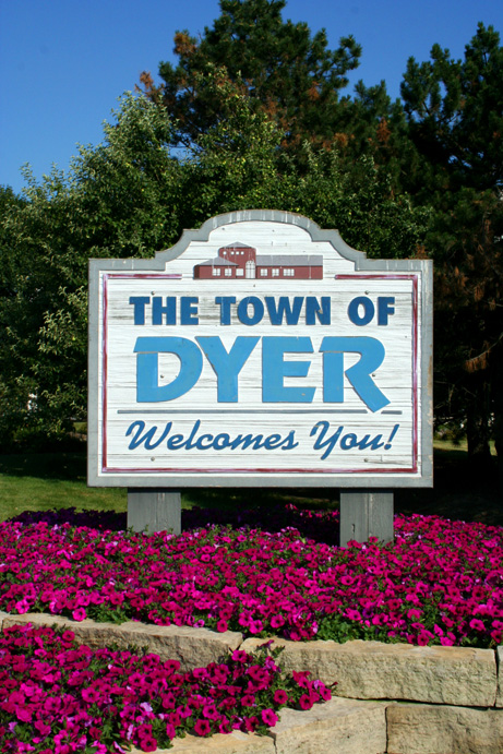 Dyer, IN: Welcome to Dyer!