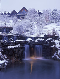 "Branson, MO: ""Winter in Branson"""
