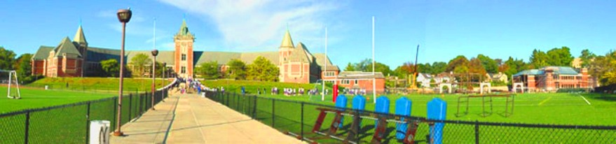 New Rochelle, NY : New Rochelle High School
