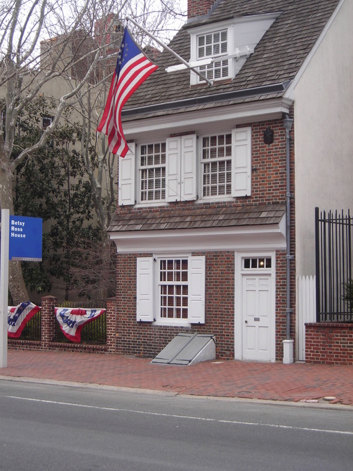 Philadelphia, PA : Betsy Ross House