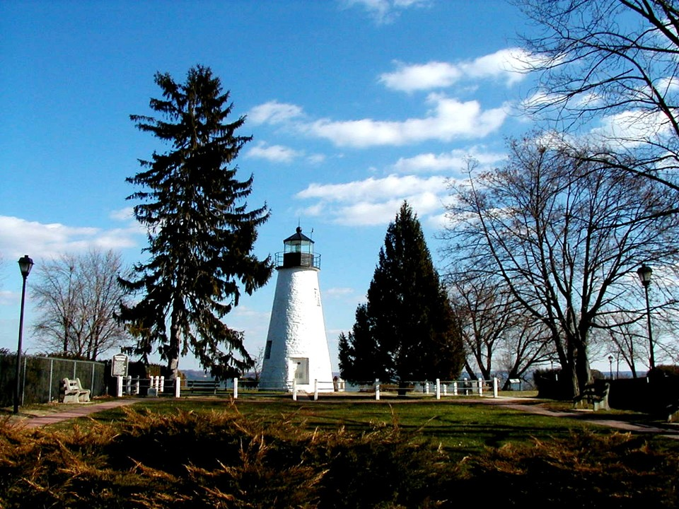 Havre de Grace, MD : Havre de Grace, MD Lighthouse