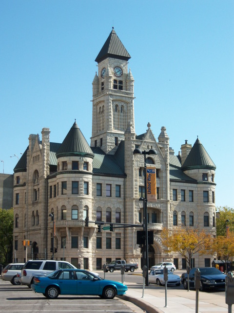 Wichita, KS : Old City Hall