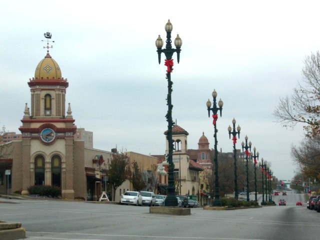 Kansas City, MO : Country Club Plaza