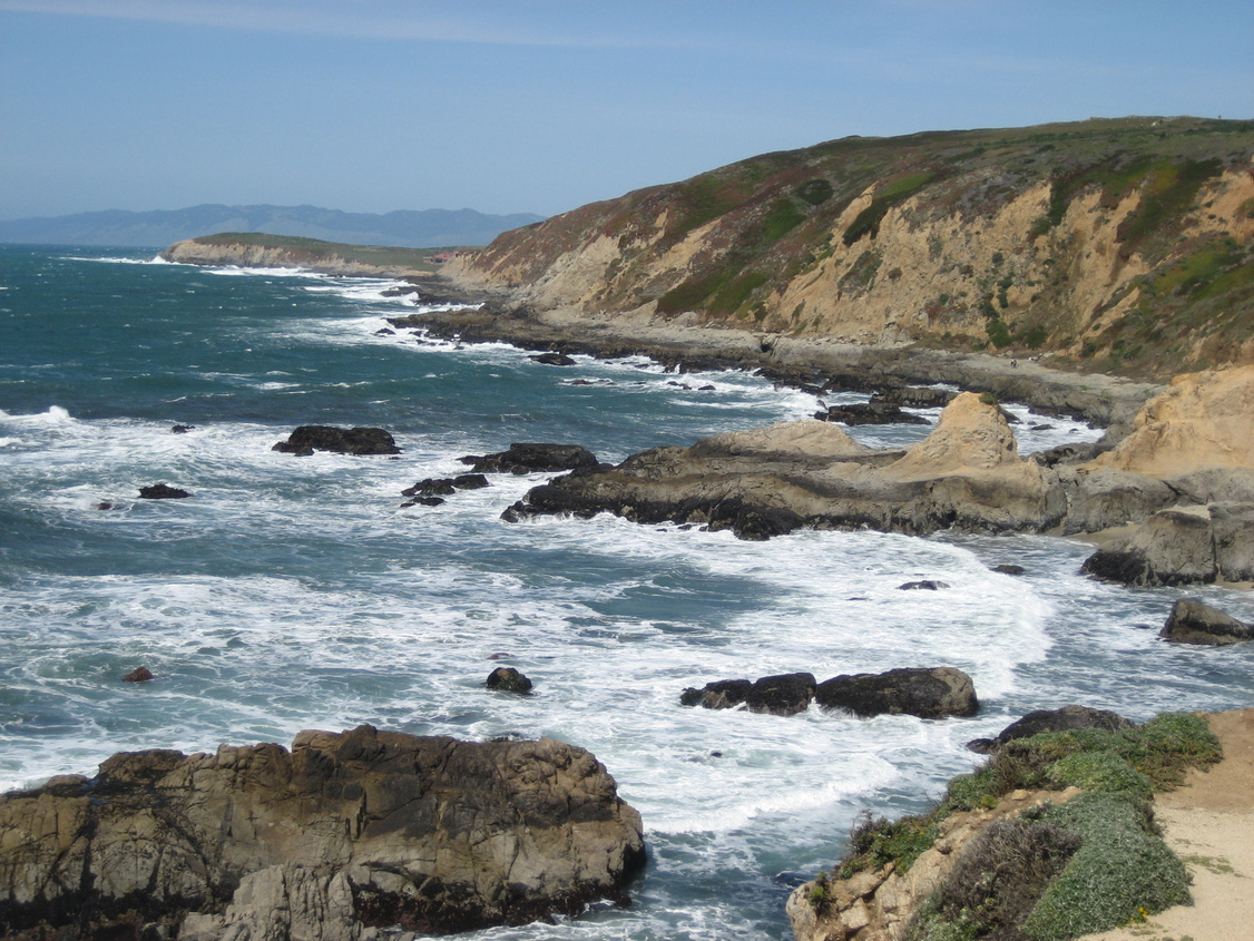 Bodega Bay, CA : The Shores of Bodega Bay