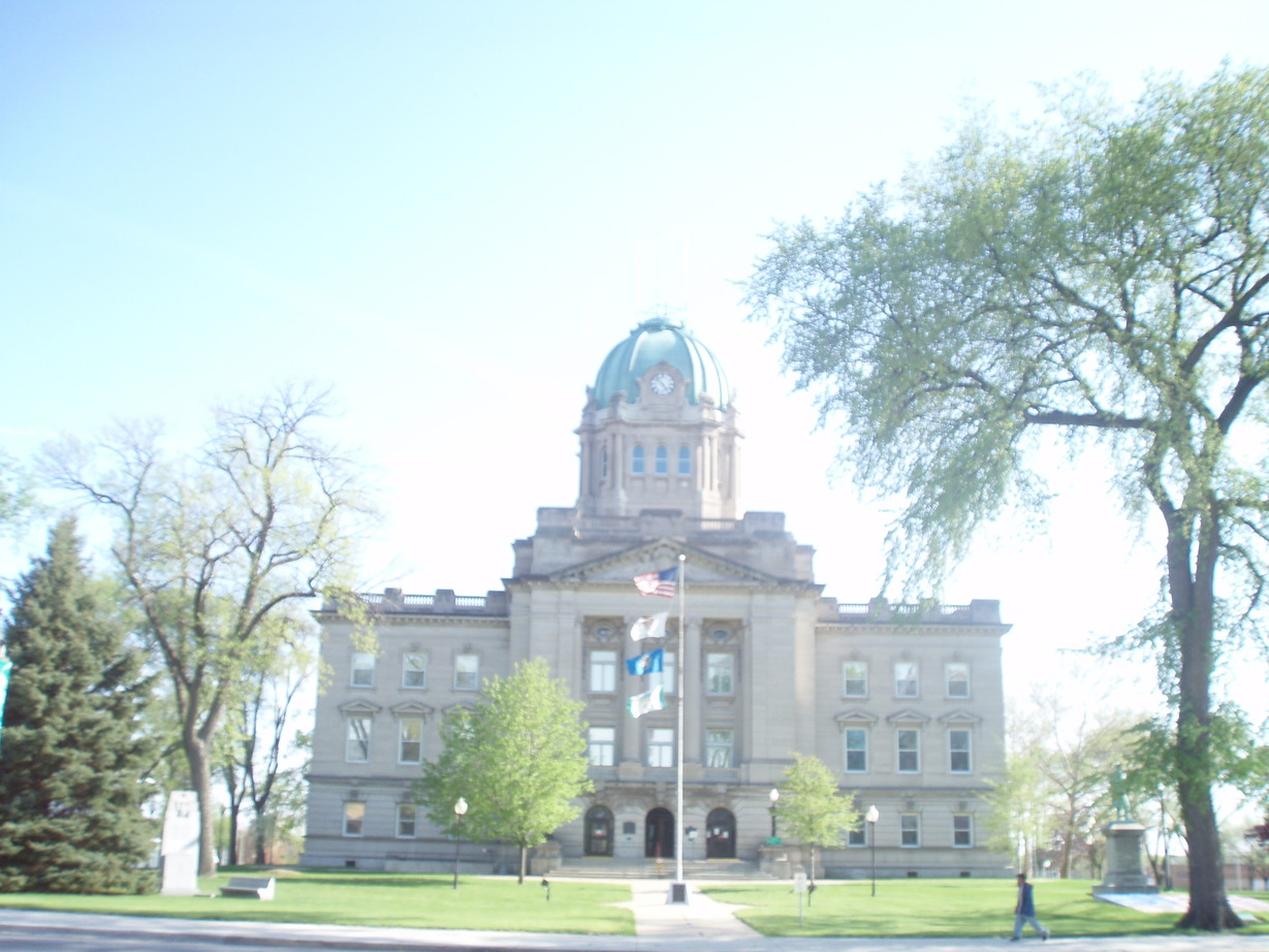 Kankakee, IL : Kankakee Court House