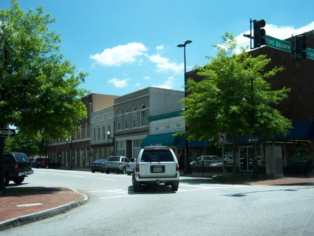 Newnan, GA : Downtown