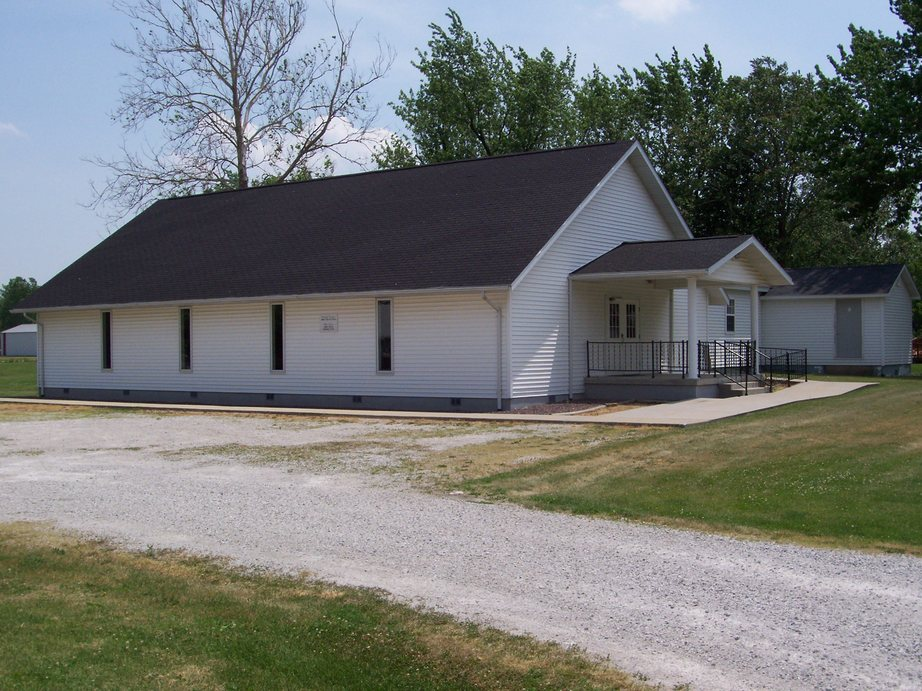 Pana, IL : The church of Christ in Pana