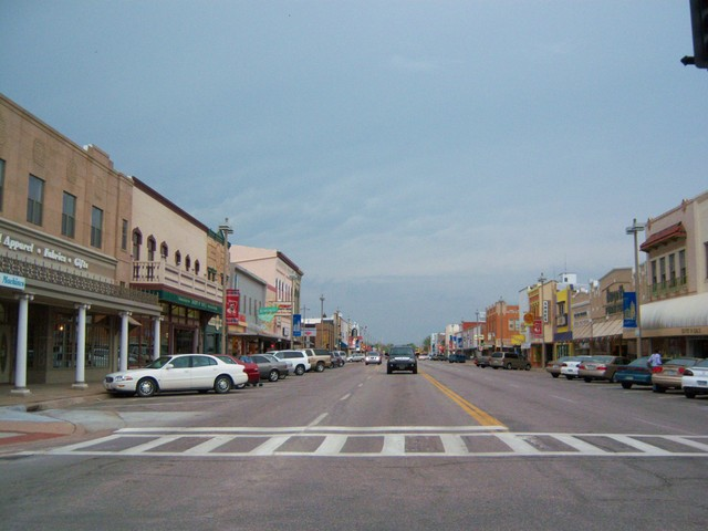 McPherson, KS : Downtown