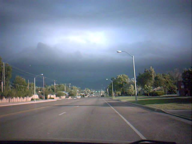 Casper, WY : Due North on South Beverly Boulevard August 2005