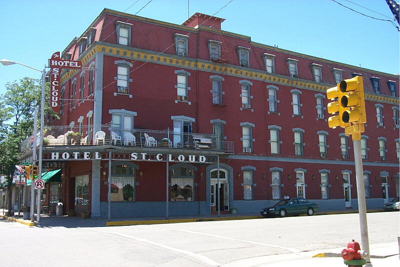 Canon City Co Hotel St Cloud