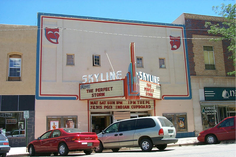 Canon City, CO: Skyline Theater
