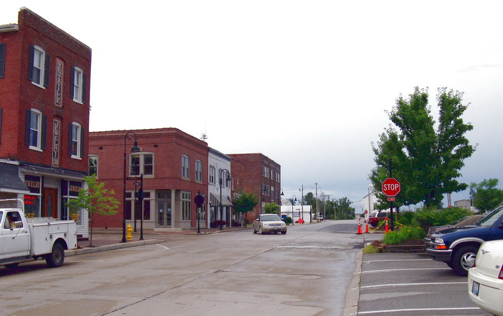 Wentzville, MO: Downtown