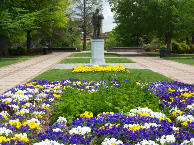 Birmingham, AL : Kelly Ingram Park