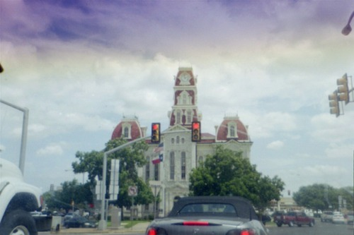 Weatherford, TX: Parker County Courthouse in Weatherford