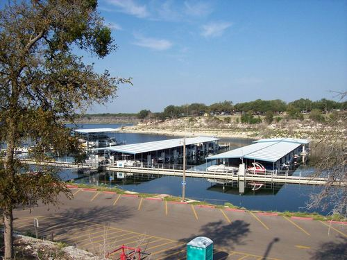 Morgan, TX : Morgan's Point Resort Marina