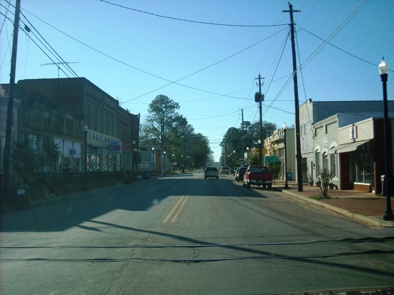 Edison, GA : Downtown Edison
