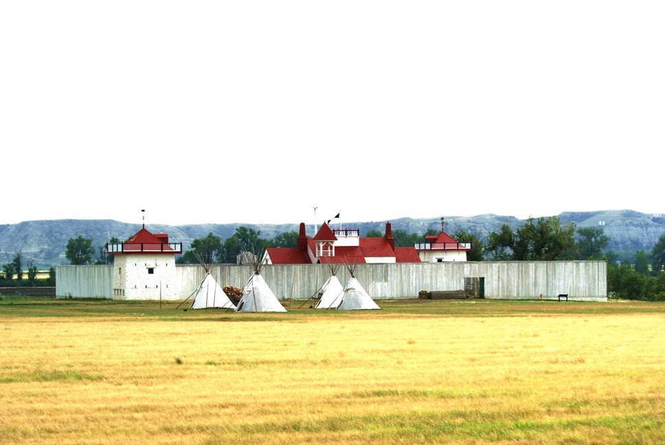 Williston, ND : Fort Union South West Williston