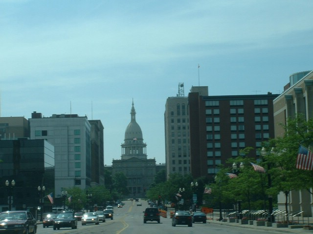 Lansing City Michigan