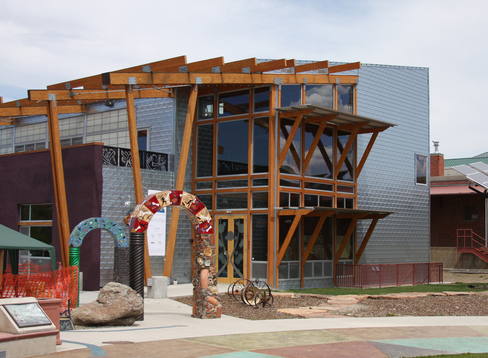 Helena, MT : ExplorationWorks science center at the Great Northern Town Center