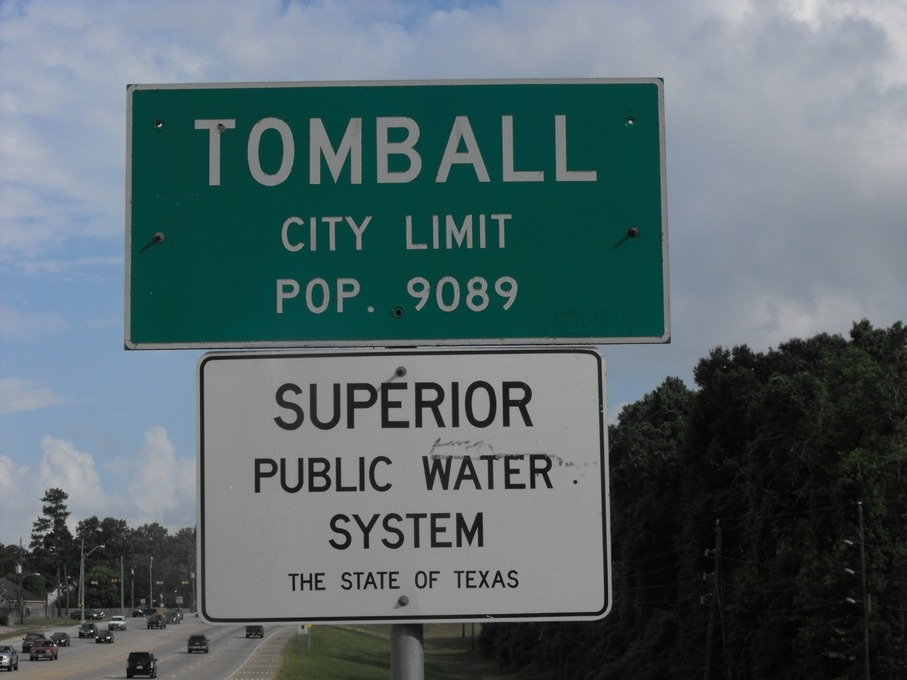 Tomball, TX : Tomball City Limits