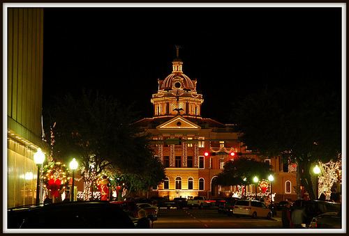 Marshall, TX : pretty downtown (please united states and everybody else come live or tour here)