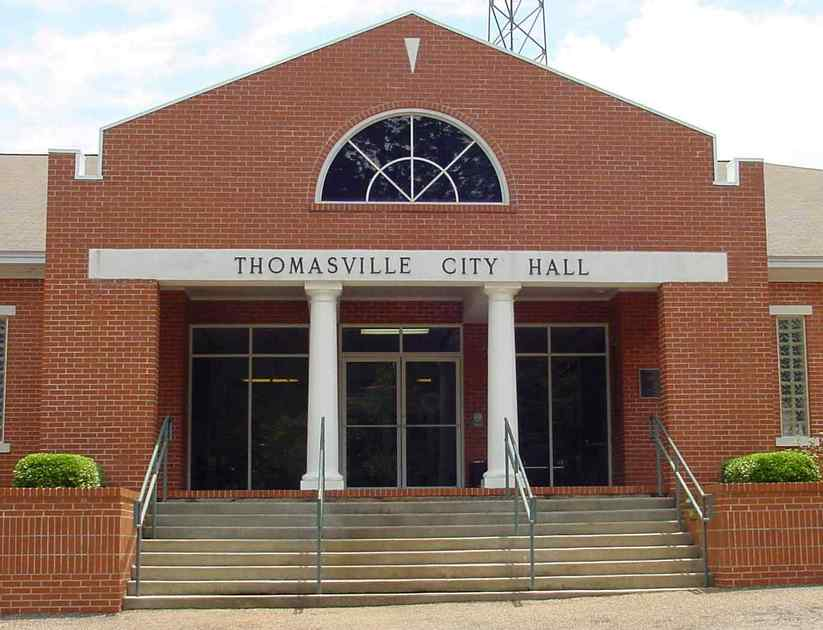 Thomasville, AL : Thomasville City Hall