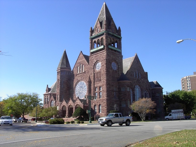 Galesburg, IL : Congregational Church