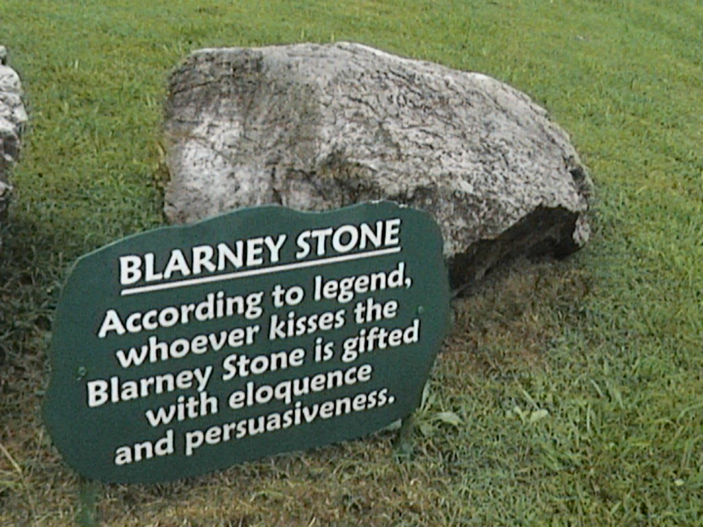 BLARNY STONE