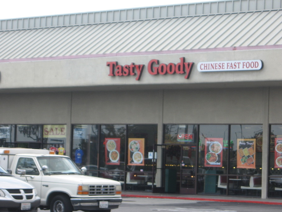 Cudahy, CA : Tasty Goody Chinese food