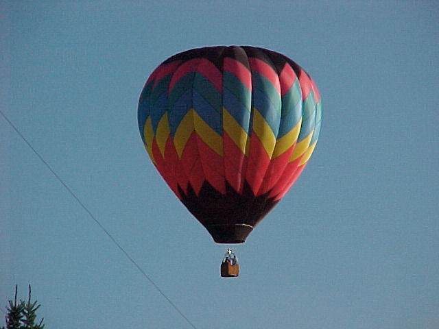 Ravenna, OH : Balloon �Fair Sept ��1999