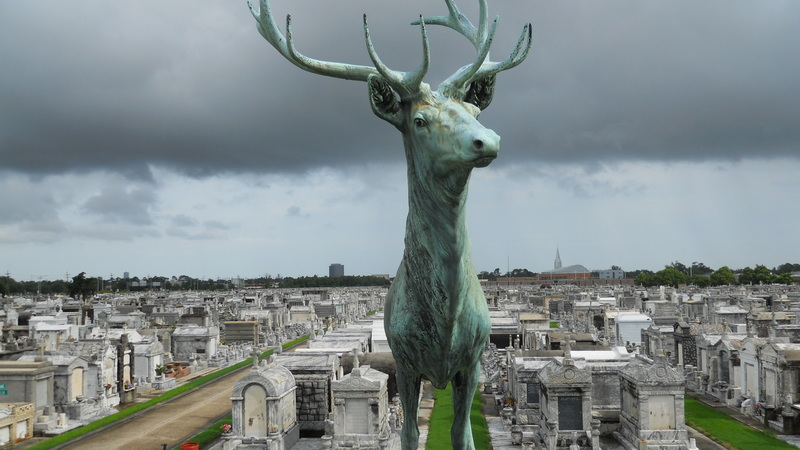 New Orleans, LA: Greenwood Cemetery June 2010